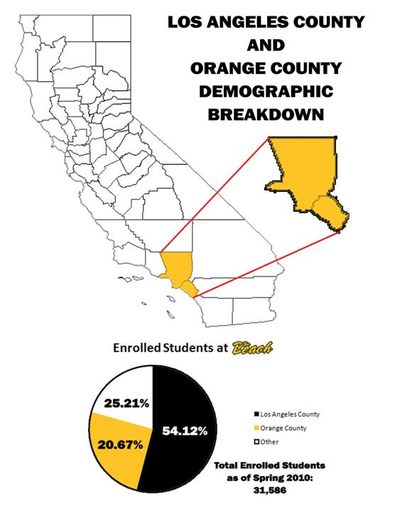 Over 147 164 Alumni 61 5 Of Graduates Live And Or Work In Los Angeles Orange County 28 000 Within Five Miles Campus 89