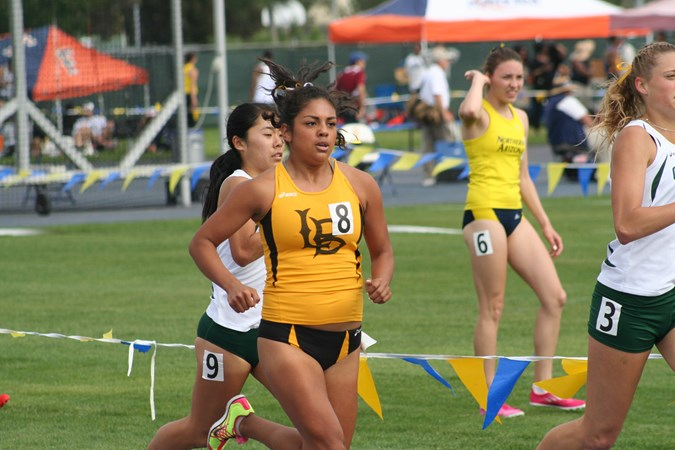 Returns to Action at Cal-Nevada Championships, Stanford Invite - Long Beach State University Athletics