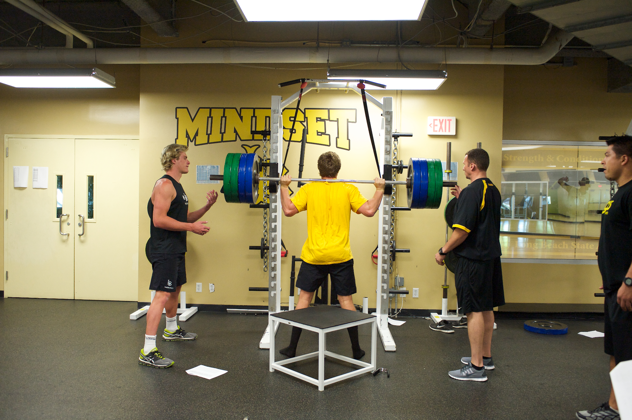 Strength and Conditioning - Long Beach State University