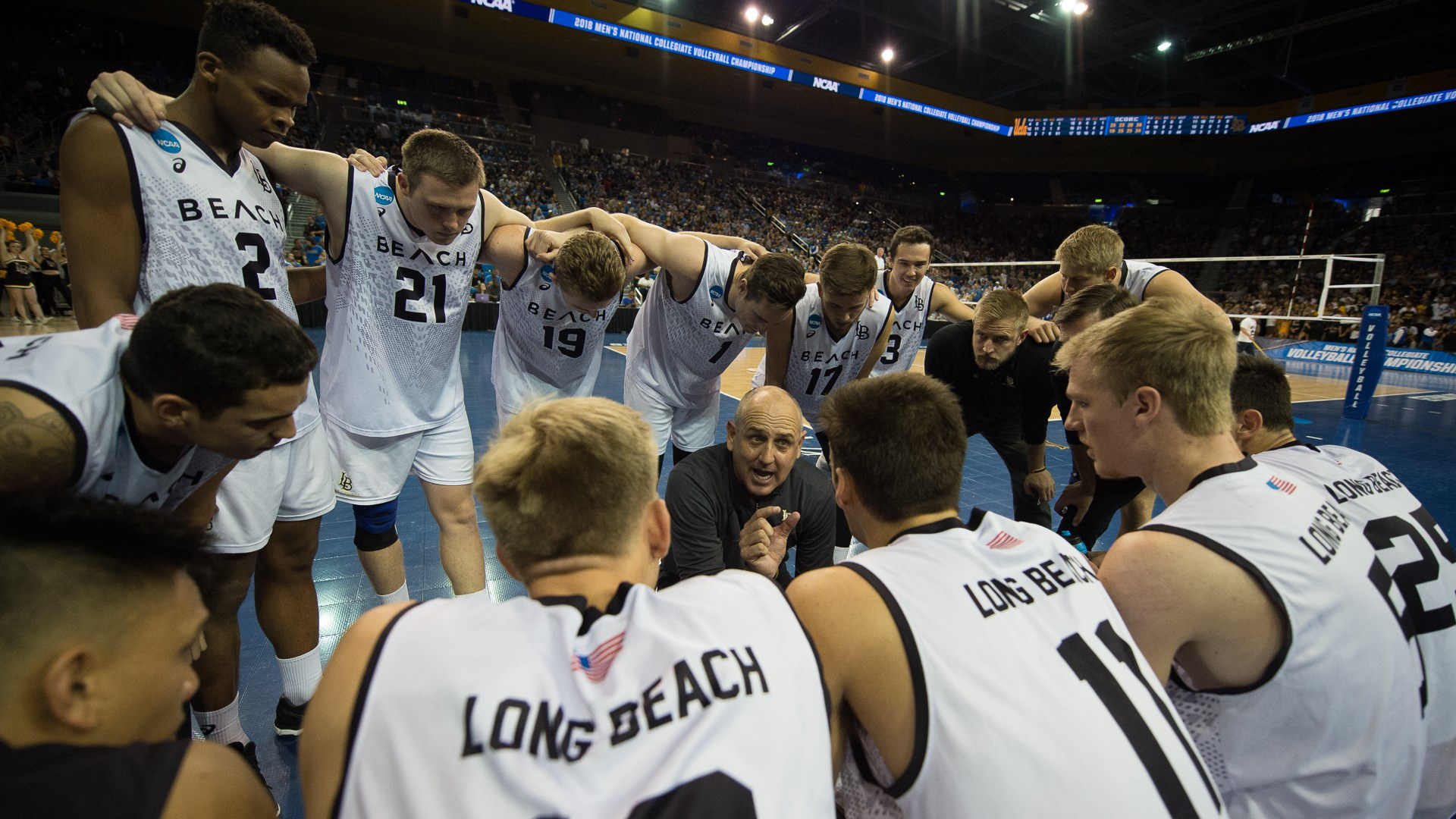 0915c901bab8 Long Beach State Men s Volleyball Announces 2019 Schedule - Long ...