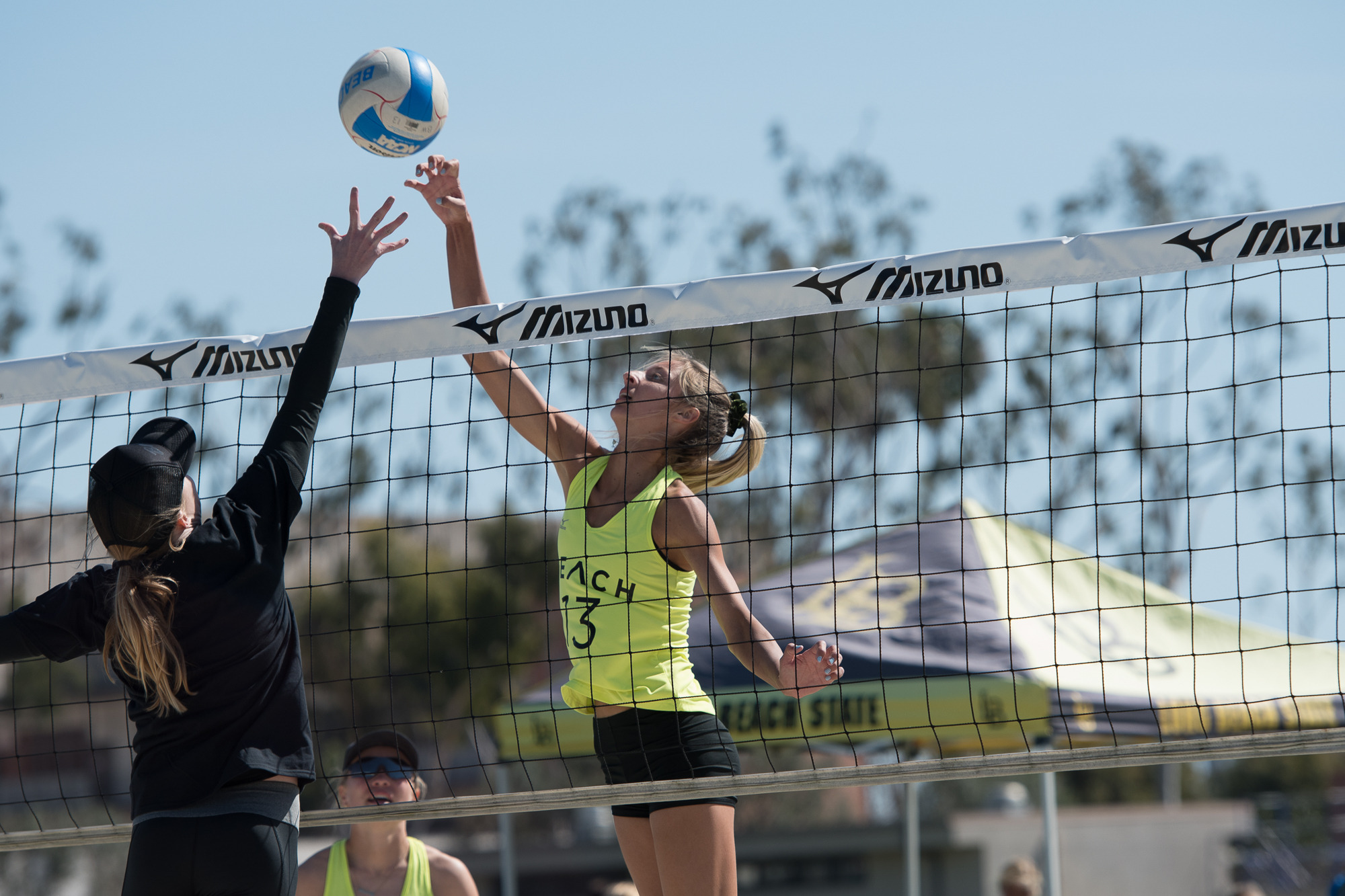 No. 8 Beach Volleyball Set For Alumni Weekend Ahead of Season Opener on Tuesday