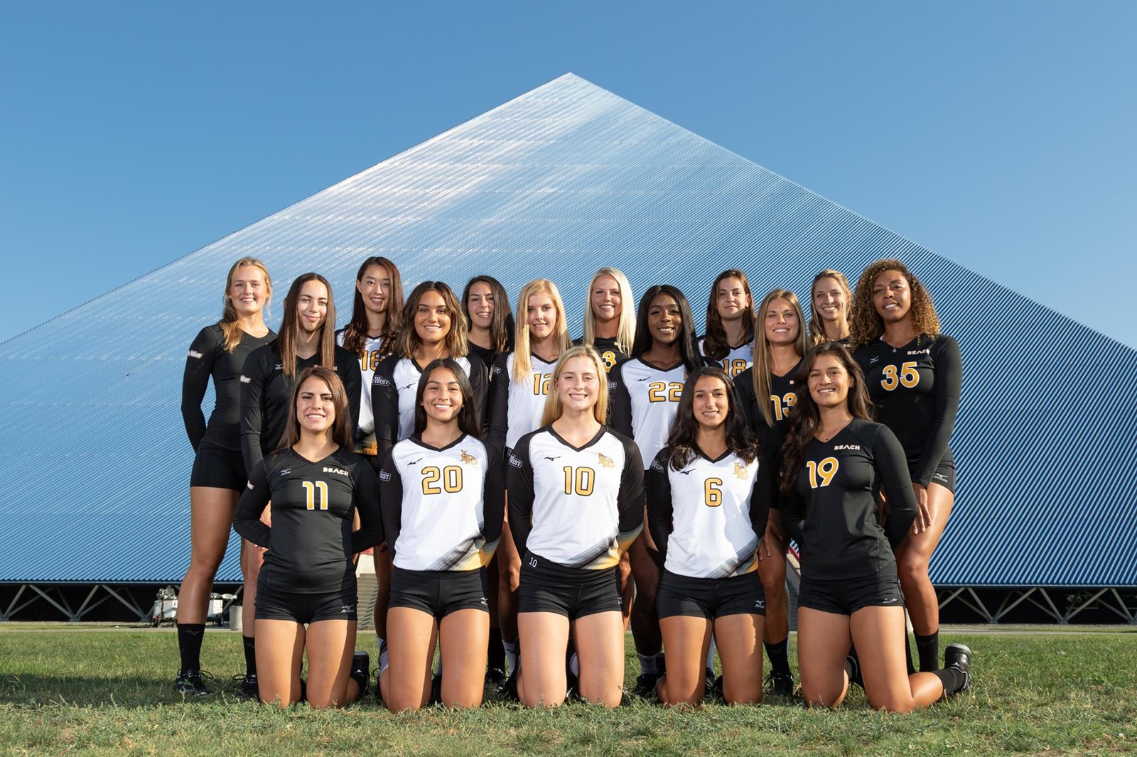 2018 Women S Volleyball Roster Long Beach State University Athletics