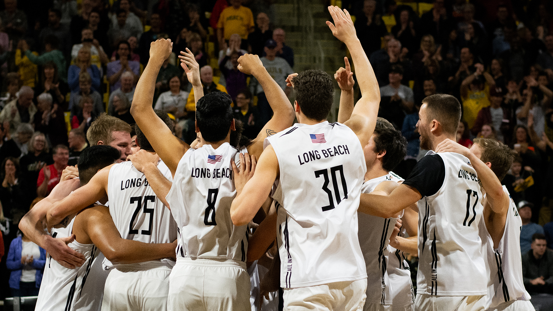 Long Beach State Men S Volleyball Reveals 2020 Schedule Long Beach State University Athletics