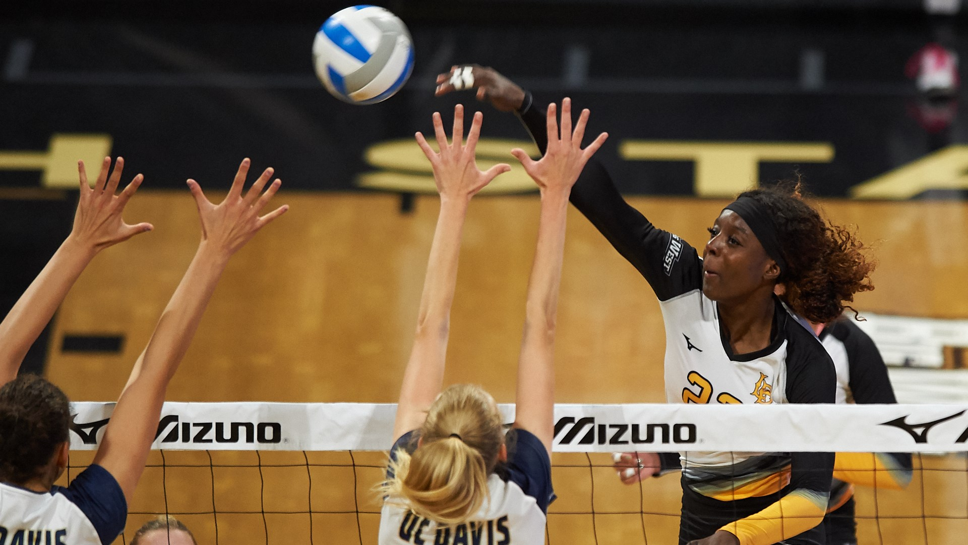 A Pair Of Lbsu Women S Volleyball Players To Participate In Usa Volleyball National Team Tryouts Long Beach State University Athletics