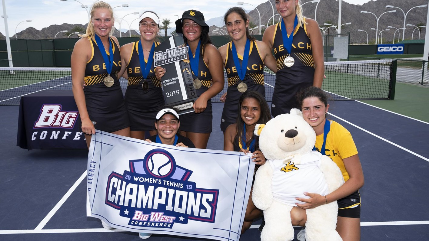 Women's Tennis - Long Beach State University Athletics