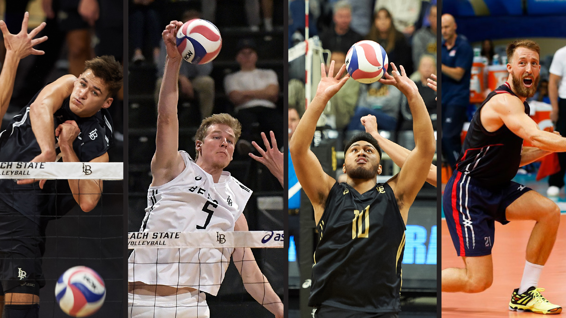 Lbsu Men S Volleyball Has Four On U S Men S Vnl Preliminary Roster Long Beach State University Athletics